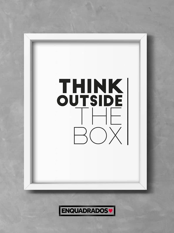 QUADRO THINK OUTSIDE THE BOX