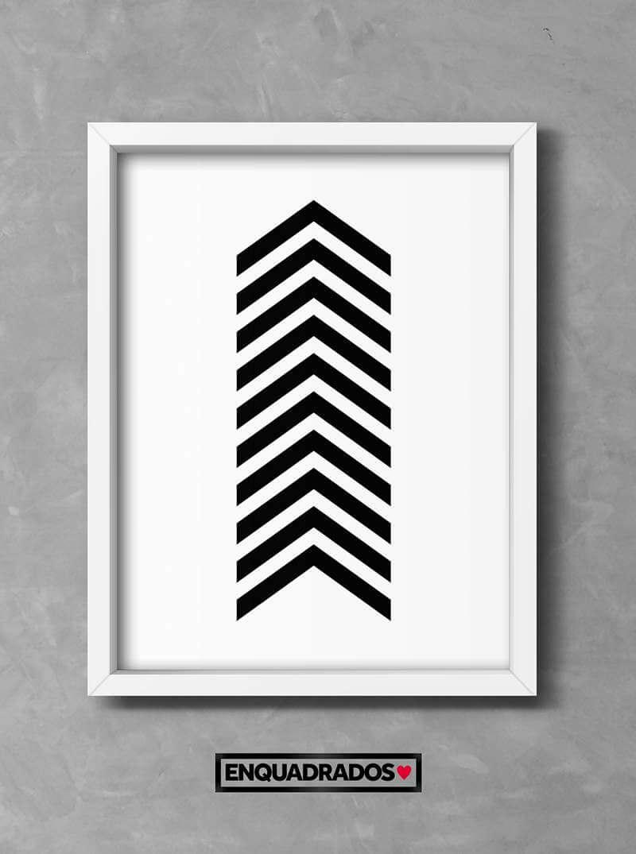 quadro-geometrico-arrow-enquadrados