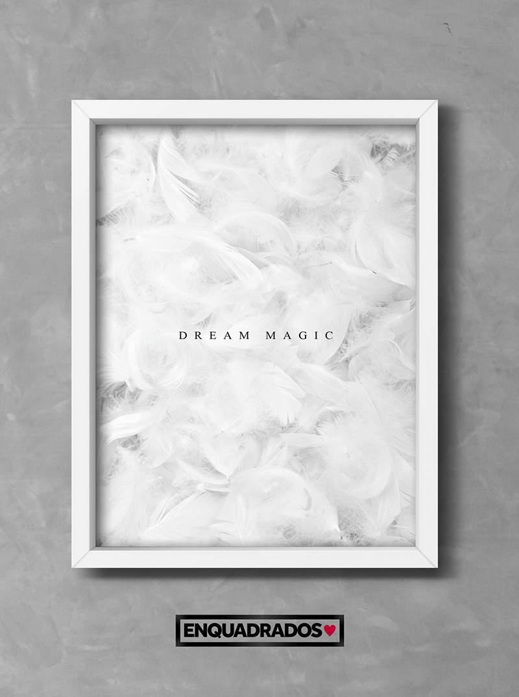 QUADRO DREAM MAGIC decorativos